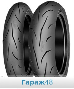 Mitas Sport Force plus 120/70 R17 58W