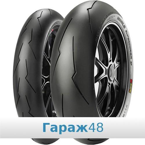 Pirelli Diablo Supercorsa V3 120/70 R17 58W