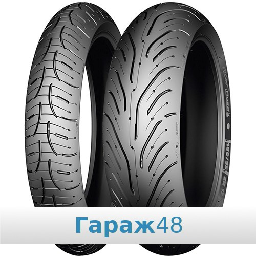 Michelin Pilot Road 4 180/55 R17 73W