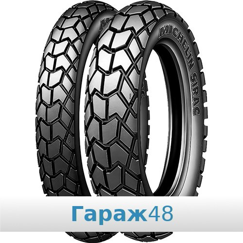 Michelin Sirac 130/80 R17 65T